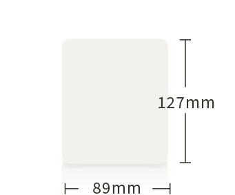127mm×89mm