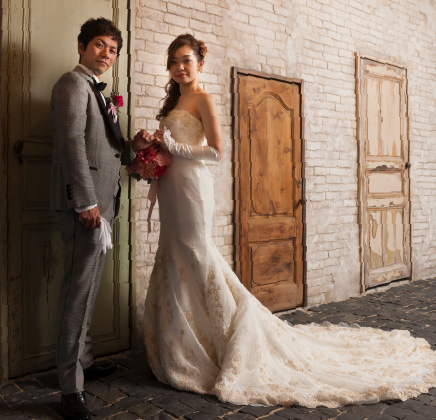 ウェディングフォト・結婚式前撮り
