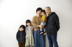 毎年 家族撮影をしてファミリーヒストリーをつくりませんか?