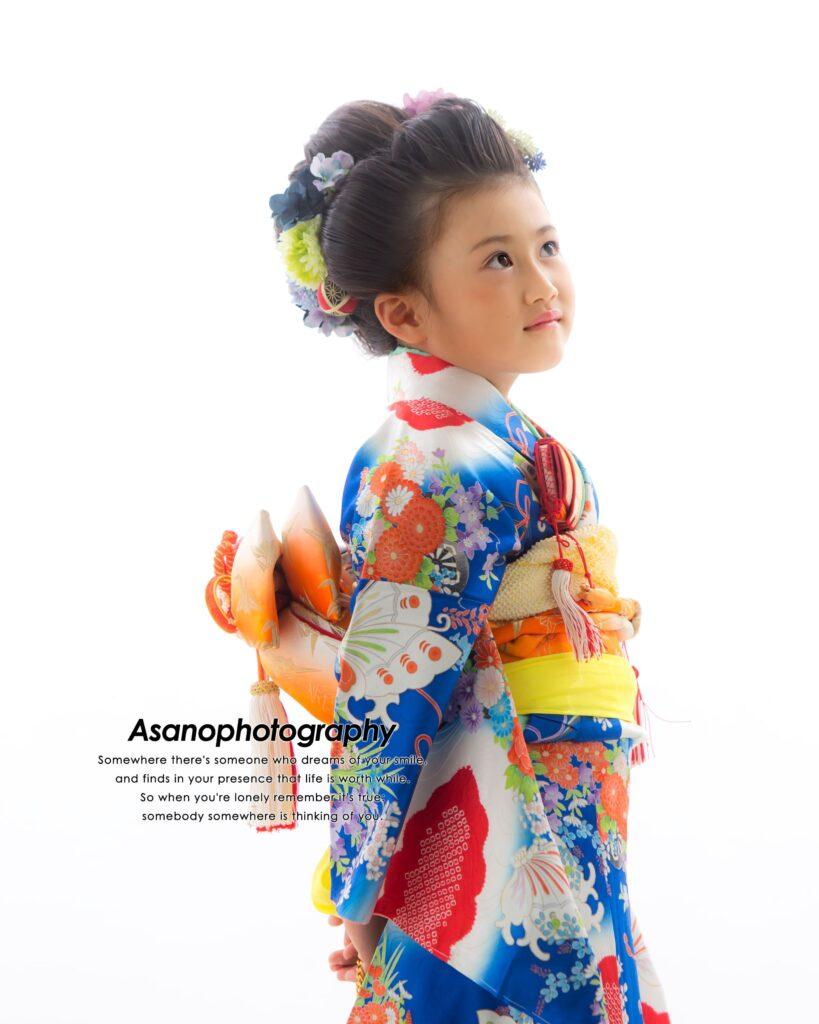 七五三 7歳女の子。親から子へ受け継がれていく伝統の儀式